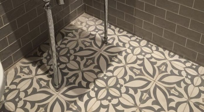 Get The Look Archives Granada Tile Cement Tile Blog Tile Ideas - Ceramic tile that looks like cement tile