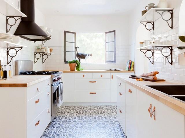Granada Tile S Cement Tiles For A Beautiful Kitchen Tile