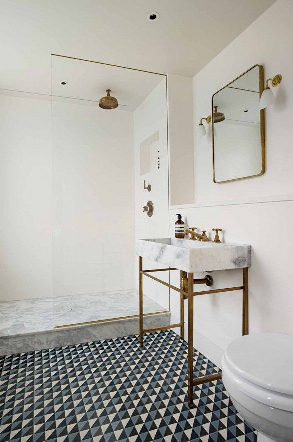 GET THE LOOK: Pinterest Predicts Geometric Cement Tile As Hot New ...
