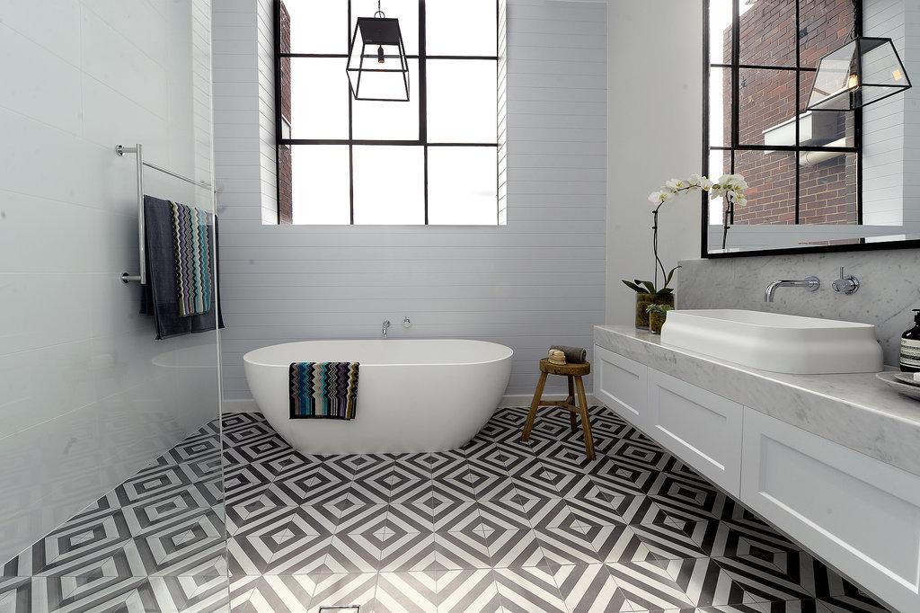 Get The Look Use Granada Tile April Granada Tile Cement