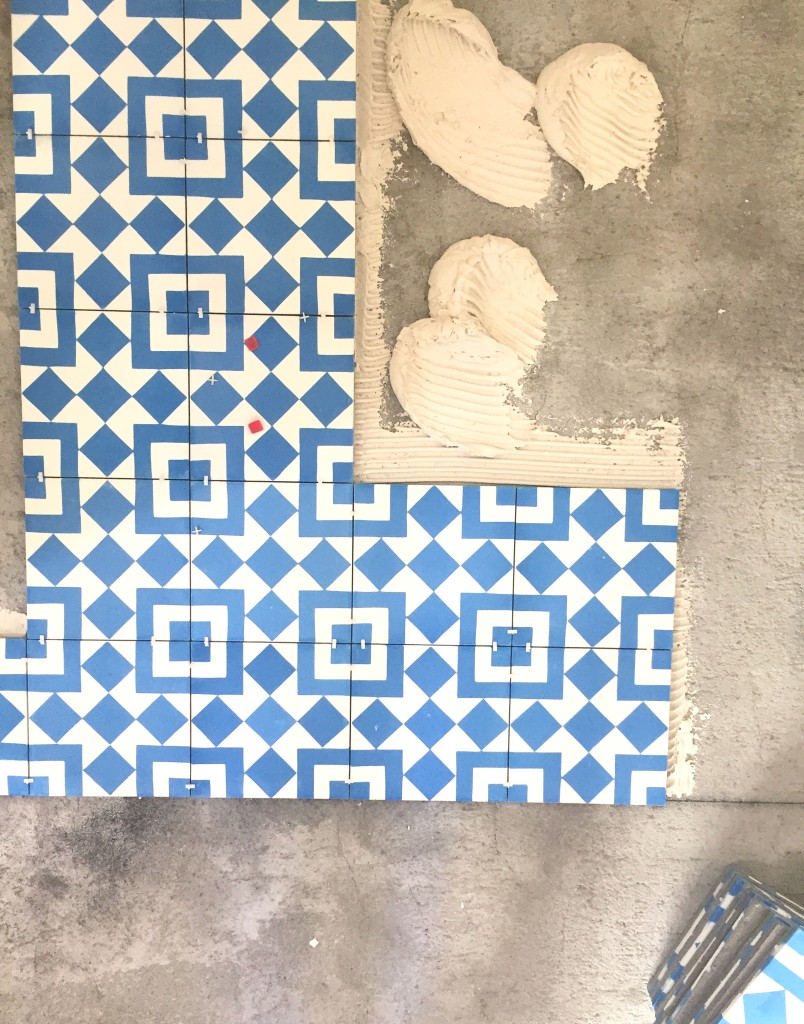 How to Seal Cement Tile Grout - Granada Tile Cement Tile Blog | Tile ...