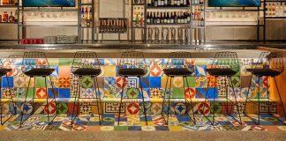 Cement Tiles for Restaurants