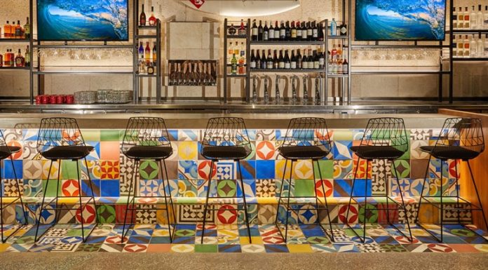 Cement Tiles for Restaurants