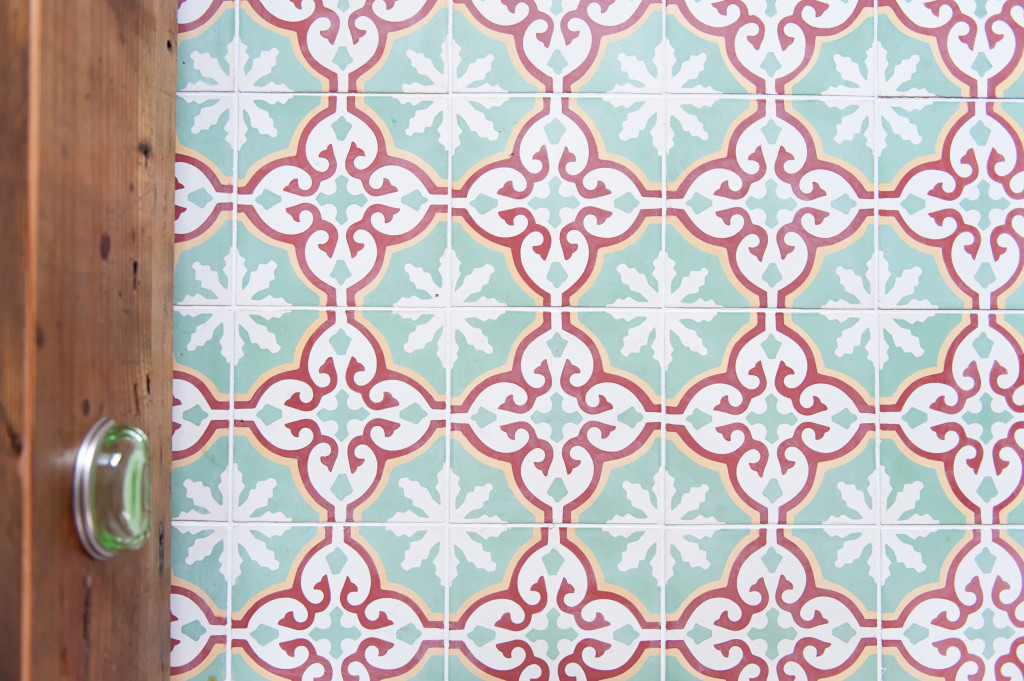 Decorating with Moroccan-Inspired Cement Tiles - Granada Tile Cement ...