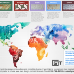 Granada Tile Infographic-Tiles Around the World