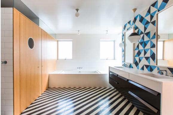 Modern Tile Designs for Bathrooms - Granada Tile Cement Tile Blog ...