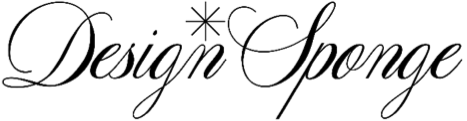 Logo for Design Sponge blog