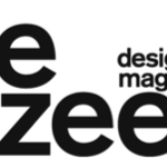 Logo for Dezeen design magazine