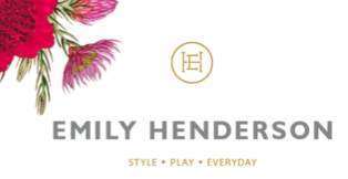 Logo for Style by Emily Henderson