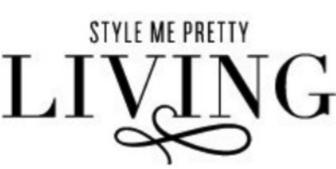 Style Me Pretty Blog logo