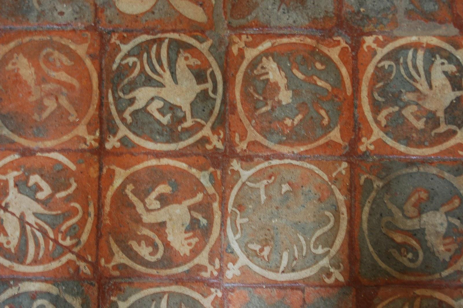 The History Of Ceramic Encaustic Tiles