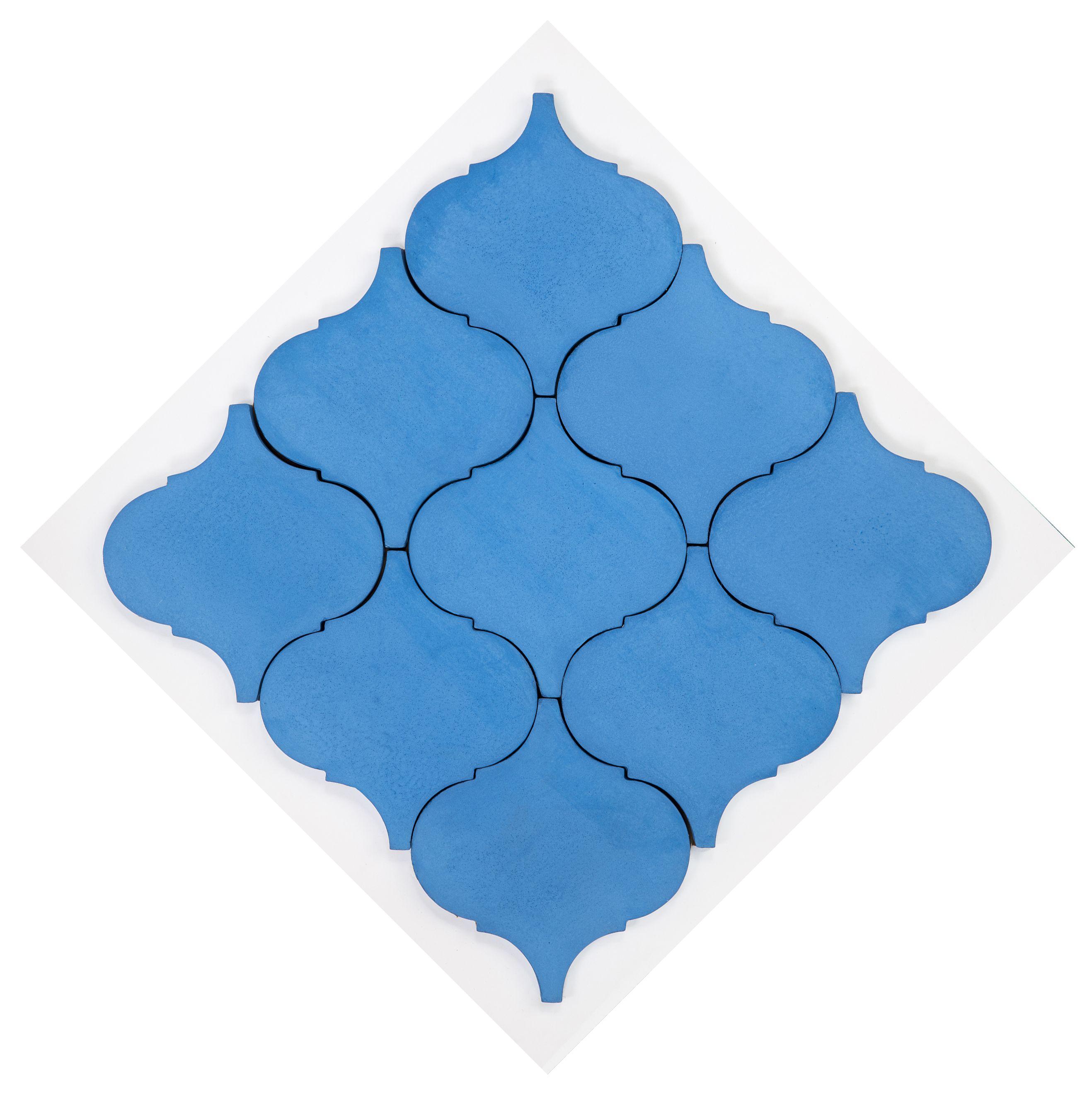 Moorish lantern tiles - Arabesque tiles