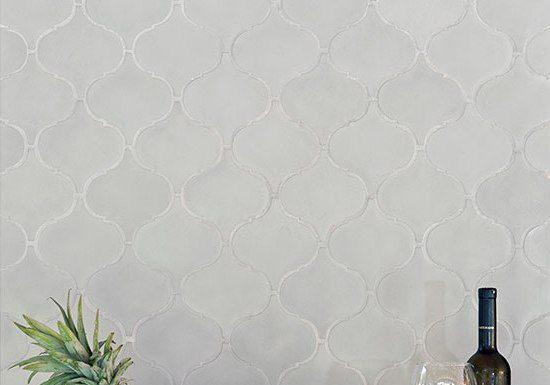 arabesque moorish lantern tiles