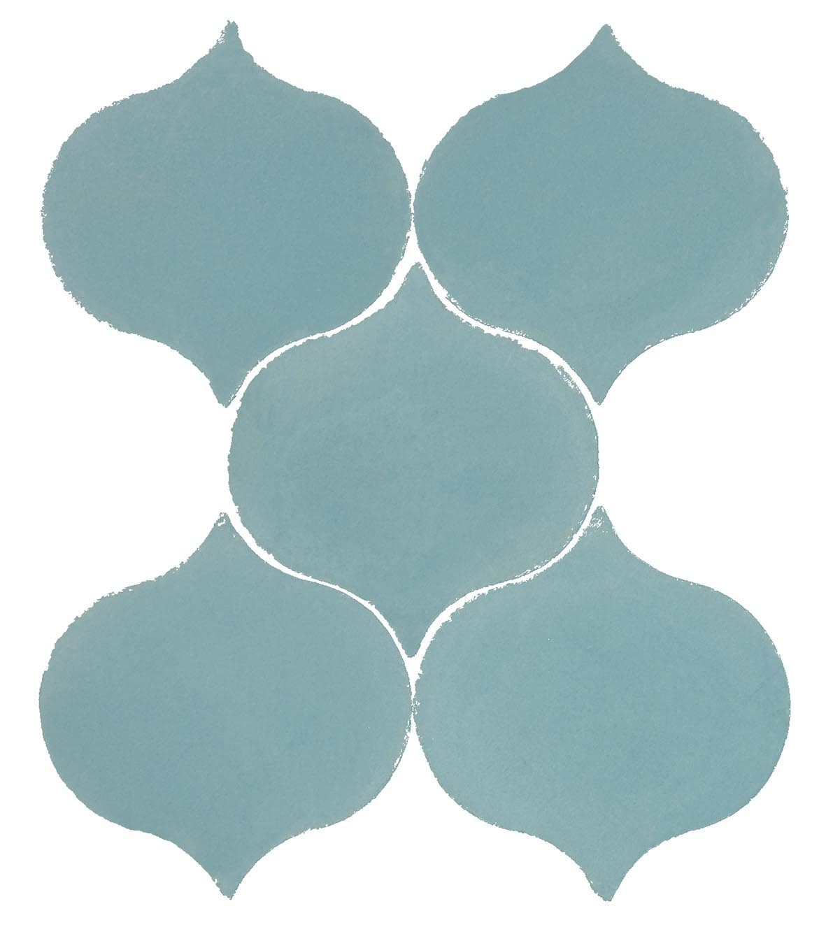 Moorish lantern tiles - Arabesque tiles