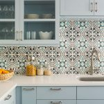 granada tile moroccan tile used in the kitchen