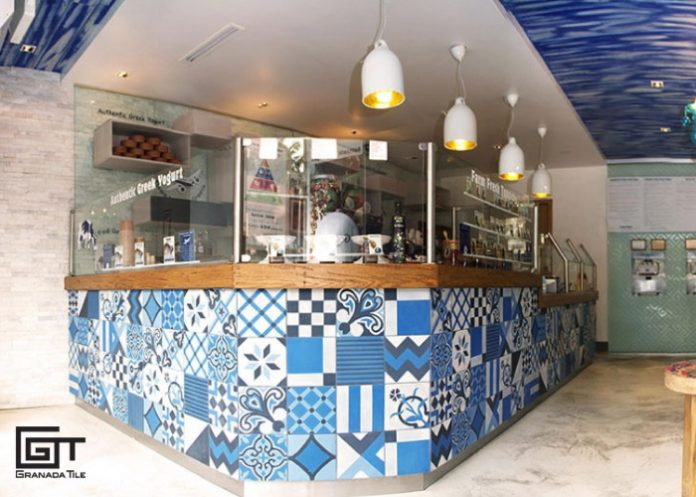 Patchwork-tile-in-business-hub