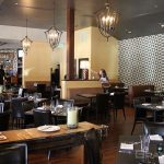 Bar Napkin Productions chooses our Serengeti pattern for a restaurant wall