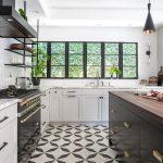 A kitchen using Buniel Cement Tiles and designed by VonFitz Design