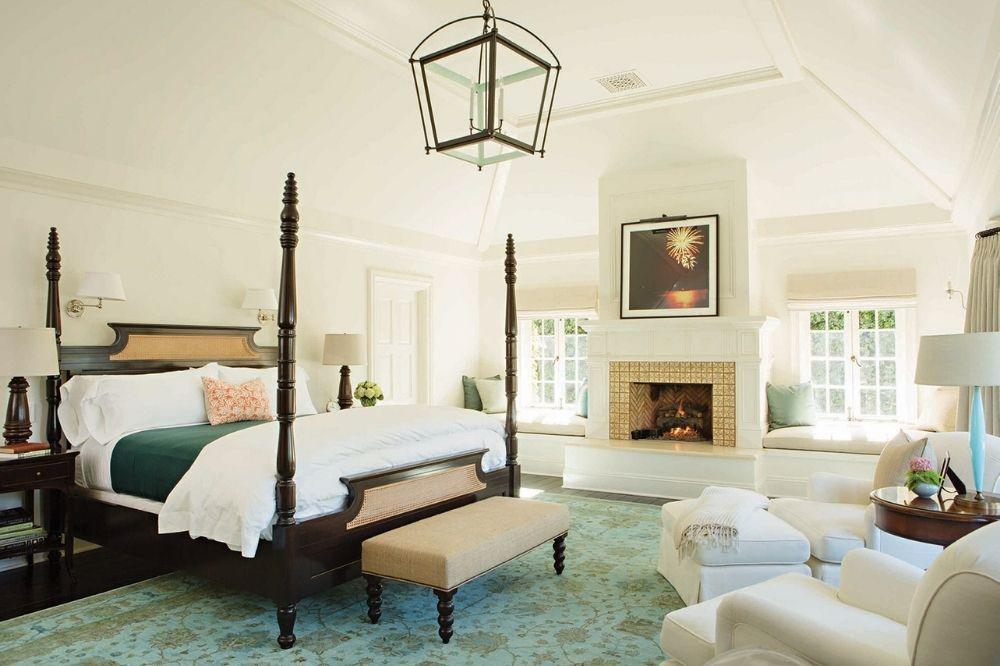 Chris Barrett Design uses Granada Tile's cement tiles for instagram-worthy bedroom idea