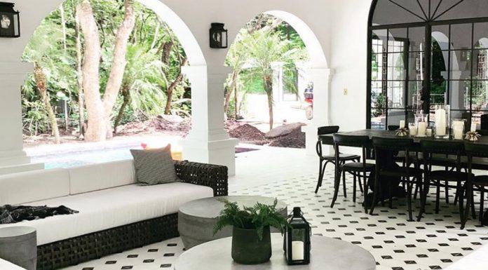 Using Granada Tile's design for a floor tile