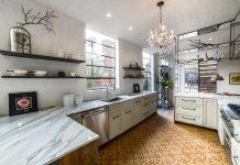 Chantilly Kitchen by Kim Gordon Designs