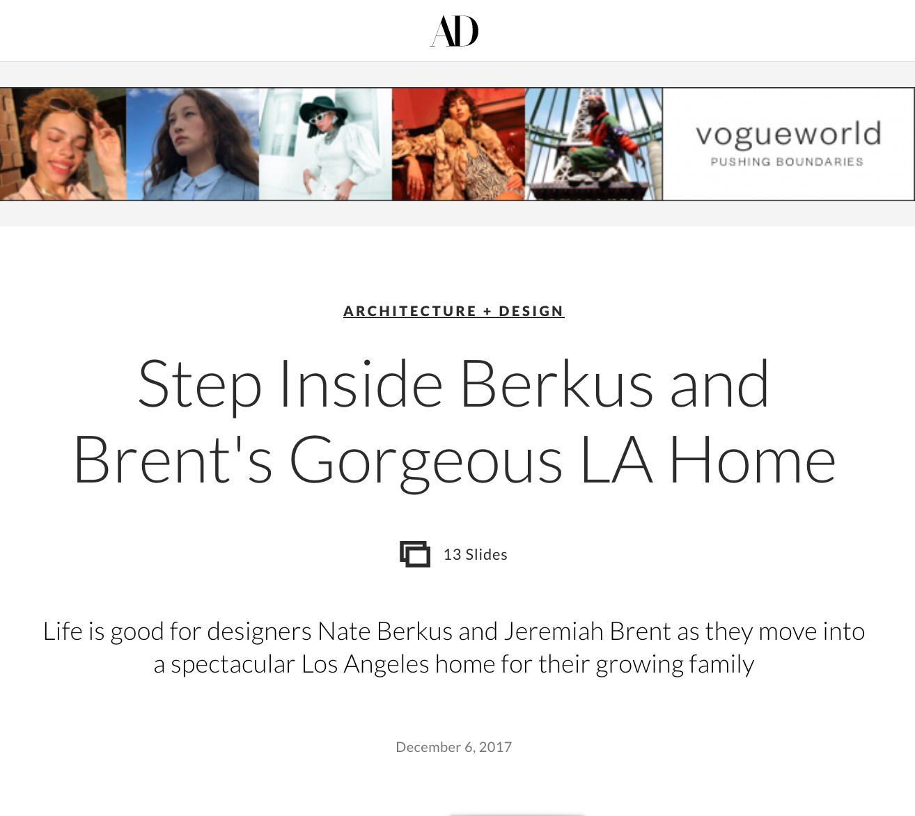 Step Inside Berkus and Brent's Gorgeous LA Home
