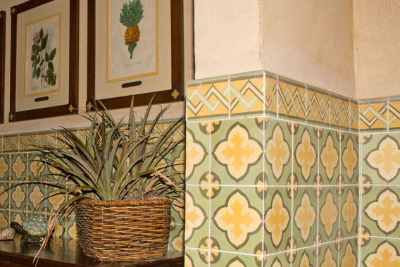 Hotel Tiles | Cement and Concrete Resort Tiles - Granada Tile