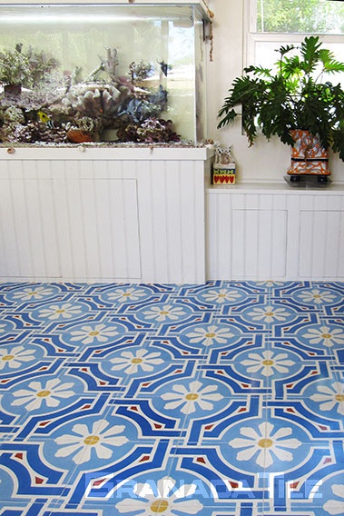 Office Tiles | Cement and Concrete Office Floor Tiles - Granada Tile
