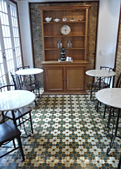 Decorative Cement Tiles