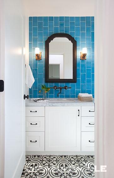 ... Bathroom Cluny Cement Wall Tiles ...