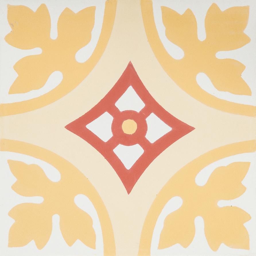 Mediterranean   Echo Collection - Granada Tile