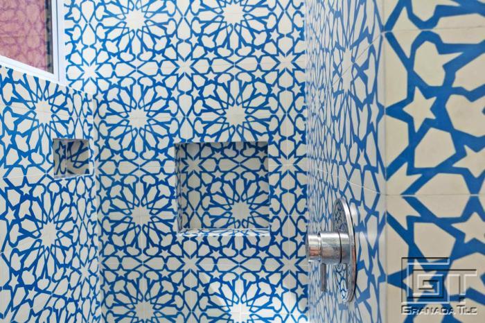 Installation Equation 4 Great Granada Tile Cement Tile